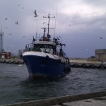 FISHING TRAWLER CARGO