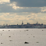 Veiw of Tallinn